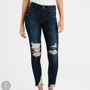 ISO AE NE(X)T LEVEL HIGH WAISTED JEGGING CROP